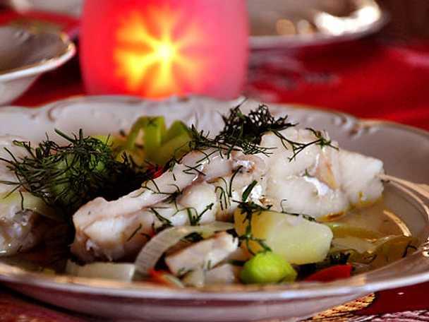 Fisksoppa från Polen