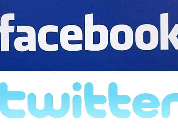 Följ oss på Twitter och Facebook