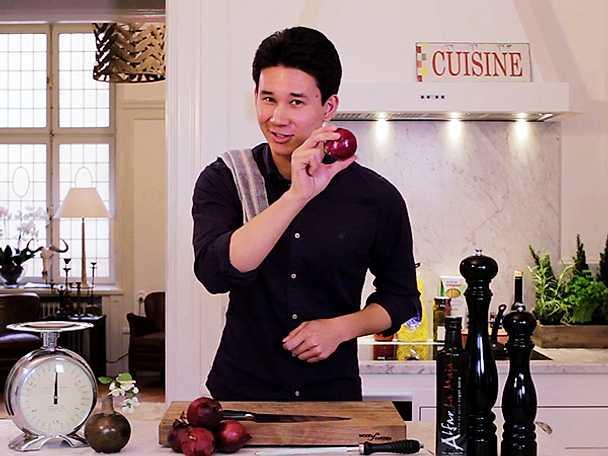 Food hacks med Filip Poon