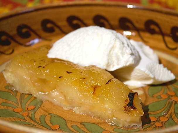 Fransk äppelpaj Tarte Tatin