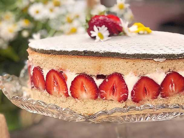 Fransk prinsesstårta
