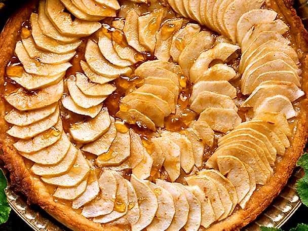 Franskt äppelflarn