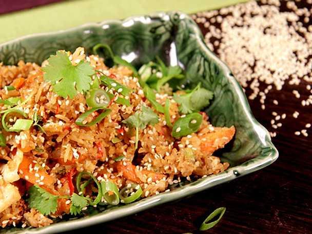 fried rice recept