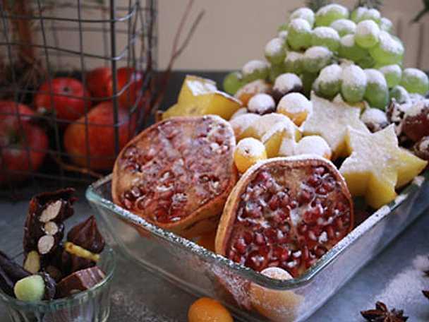 Frostad frukt