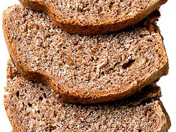 Fullkornsbröd på grahamsmjöl
