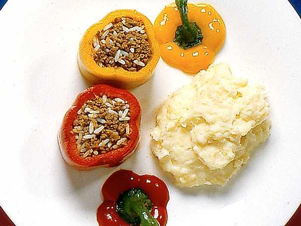 Fylld paprika