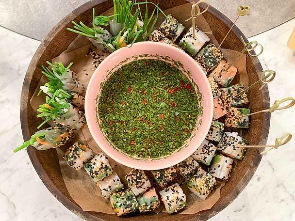 Garden rolls