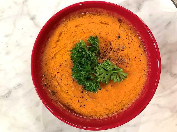 Gazpacho, Jessica Frejs recept