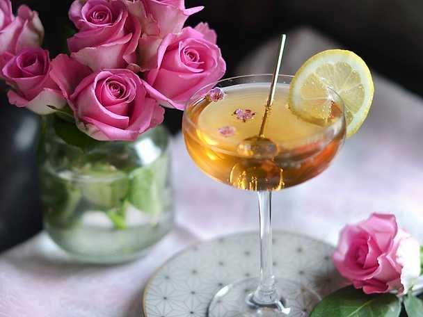 Gin & tonic med Earl Greysmak