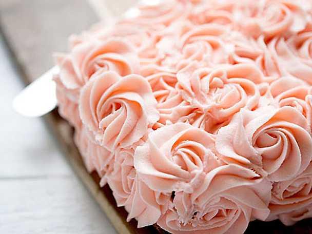 Gluten- och laktosfri tårta