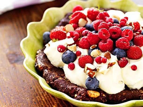 Recept på lchf tårta