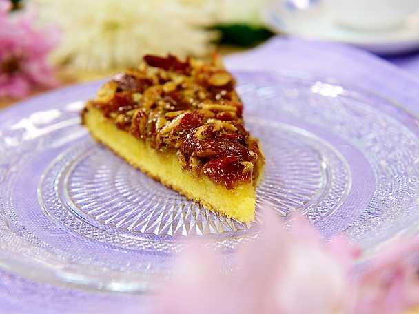 Glutenfri toscakaka med citron