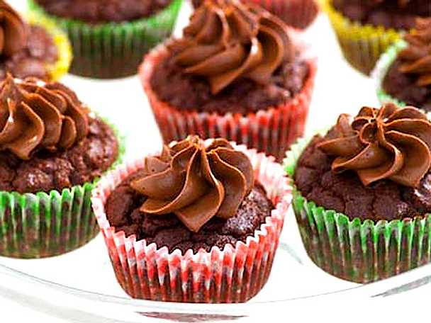 gluten och laktosfria muffins