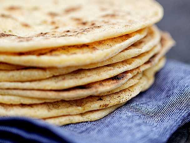 Glutenfritt tortillabröd