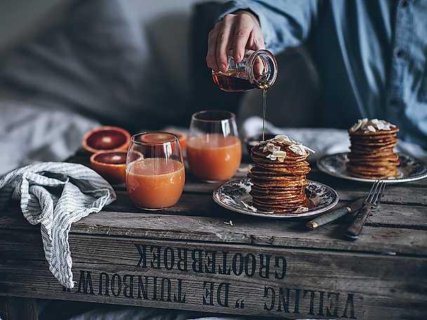 God Morgon morotspannkaka