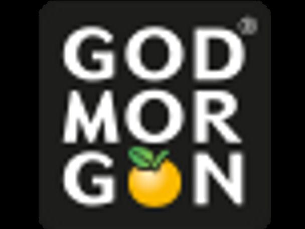 God Morgon NY logga