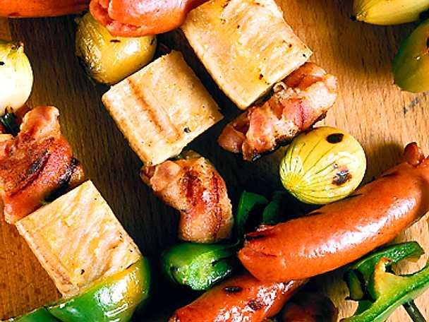 Goda grillspett