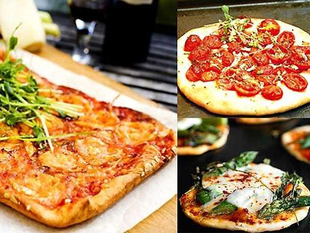 Gör din egen pizzadeg!