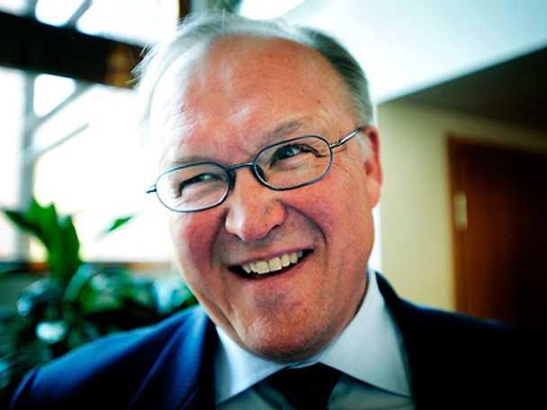 """Göran Persson: """"Jag äter allt utom det"""""""