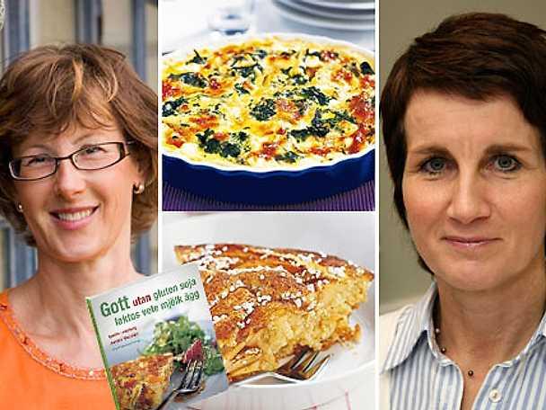 Gott utan gluten, soja, laktos, vete, mjölk, ägg - kokbok med många lösningar