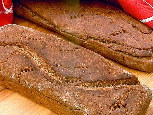 Gretes danska rågbröd