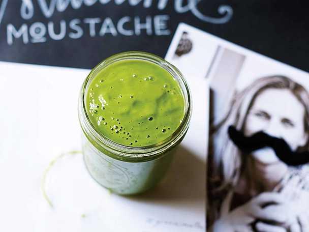 Grön smoothie, Anna Ottossons recept
