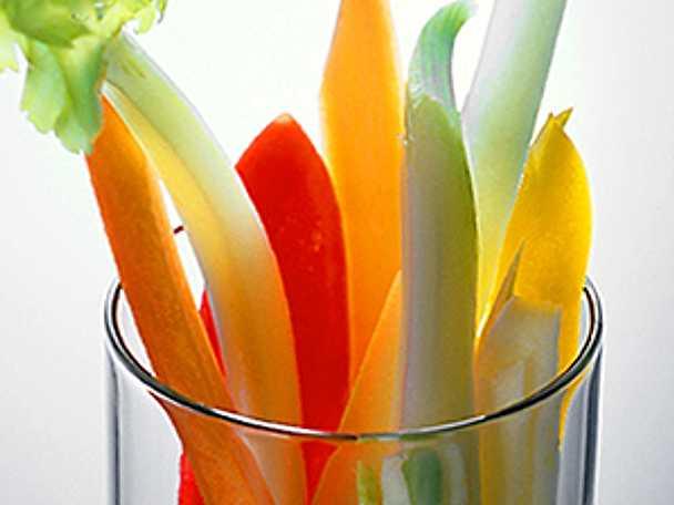 Grönsaker till dipp