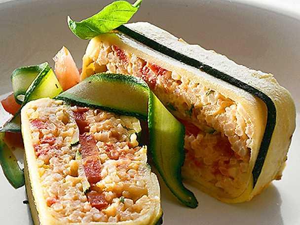 Grönsaks- och fiskpaté