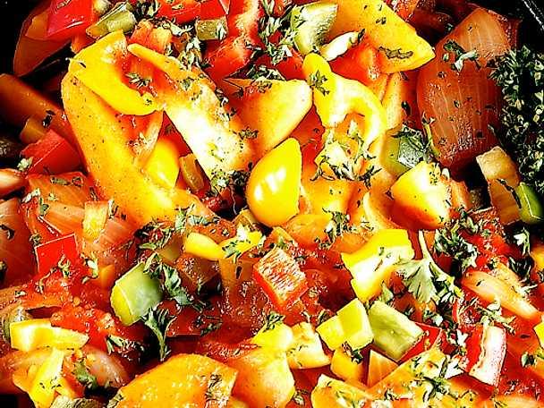 Grönsaksgryta till vardagskorven
