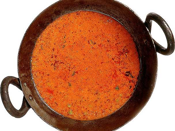 Grönsakssås eller soppa