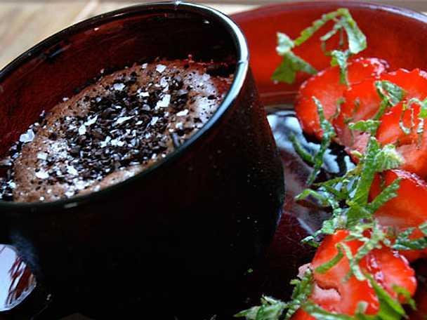 Gubbens chokladfondant