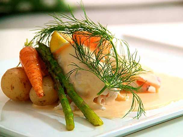 Gunillas finfina fisk
