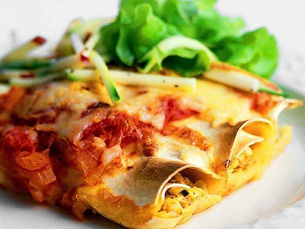 Gunillas lasagne