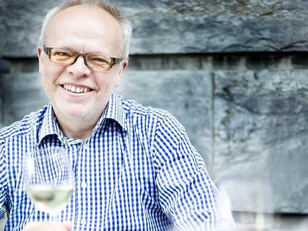 Håkan Larsson kockpresentation