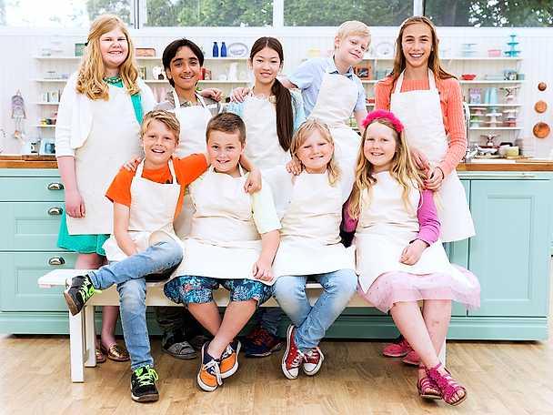 Hela Sverige bakar junior 2015
