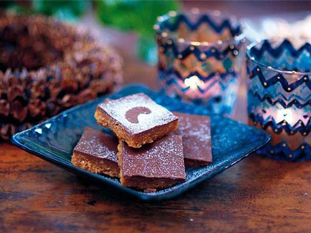 Hembakad snickers