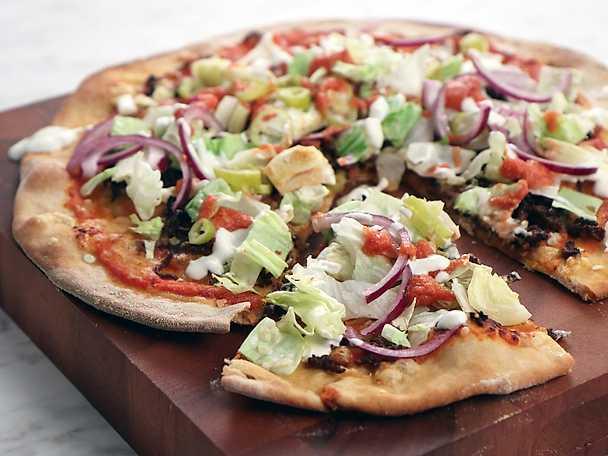 Hemgjord kebabpizza, Lisa Lemkes bästa recept