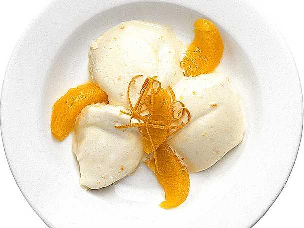 Hemmagjord apelsinfromage
