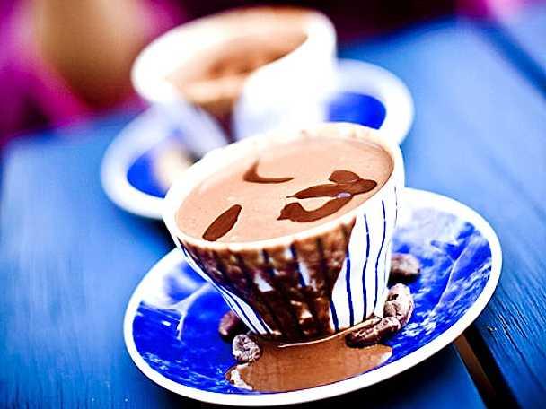 Het chokladdröm med kardemumma