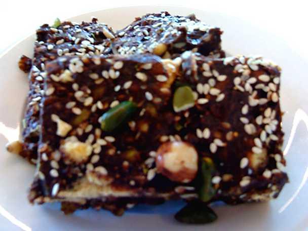 Himmelsk, helig och underbar chokladkaka