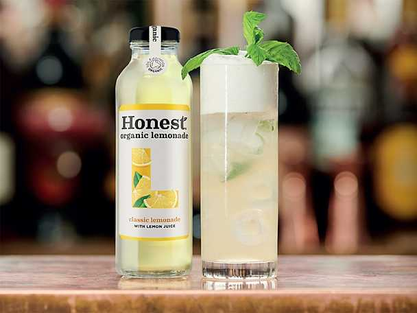 Honest iste Lemonade Fizz