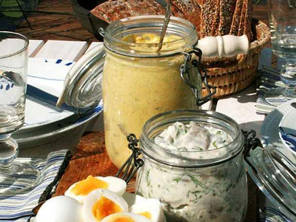 Honungs- och currysill
