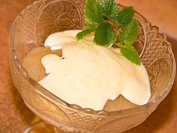 Höstäpplen med vit choklad