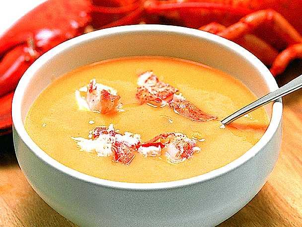 Hummersås och -soppa