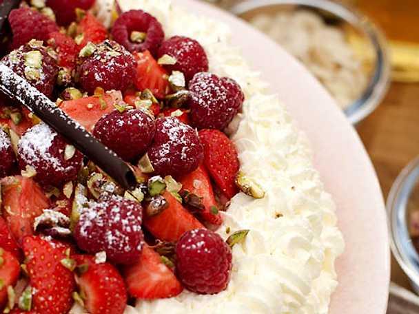 Inas sommartårta