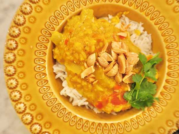 indisk meny recept