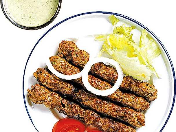 Indisk kebab