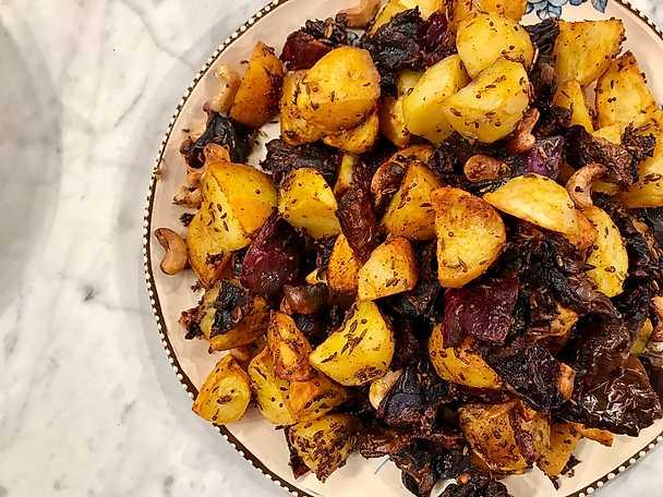 Indisk potatis