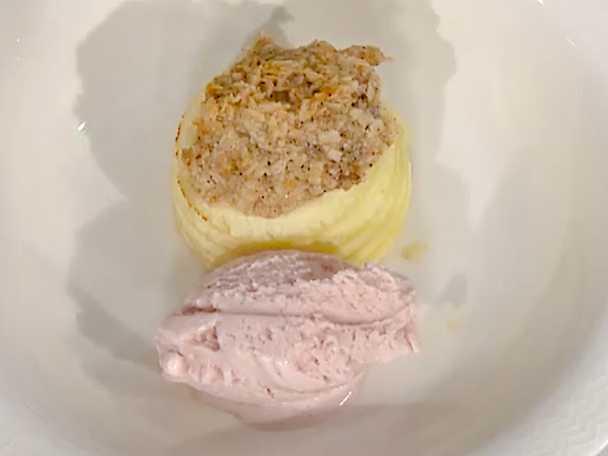 Ingrid-Marie äppeldessert med crumble