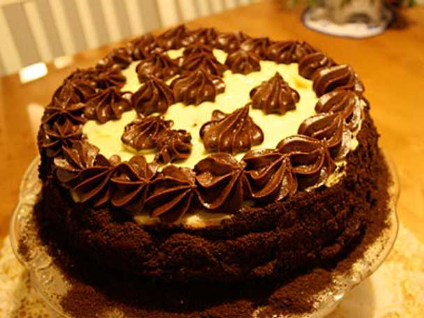 Irenkas chokladtårta